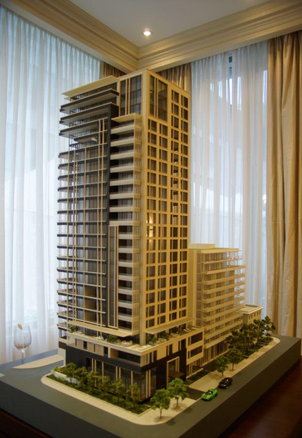 The St. Thomas condos Toronto by Minto