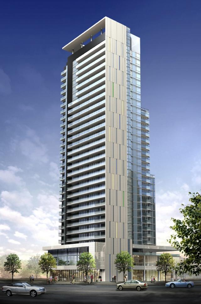 Lumiere Condominiums by Menkes and Lifetime Developments