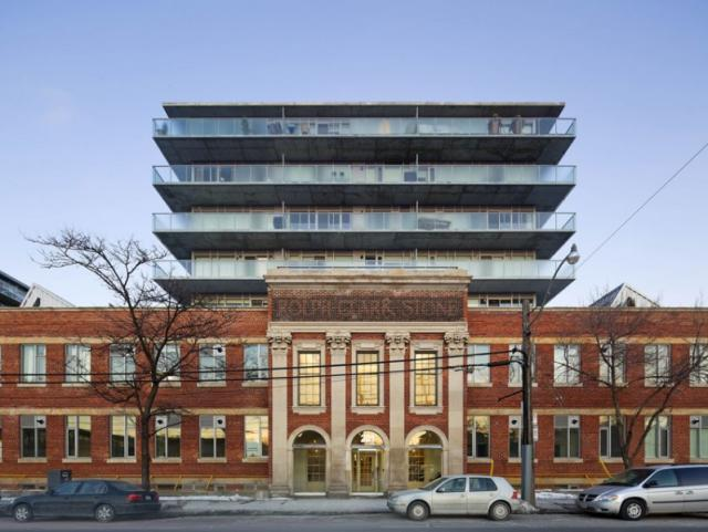 Printing Factory Lofts by Beaverbrook Homes, image courtesy of the Pug Awards