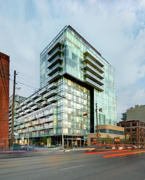 Thompson Hotel by Freed Developments, image courtesy of the Pug Awards