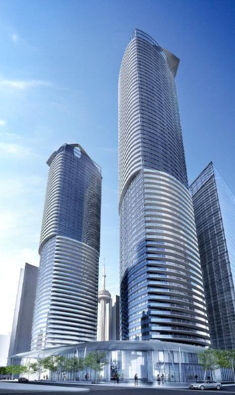Ïce Condos Toronto By Lanterra Developments and Cadillace Fairview