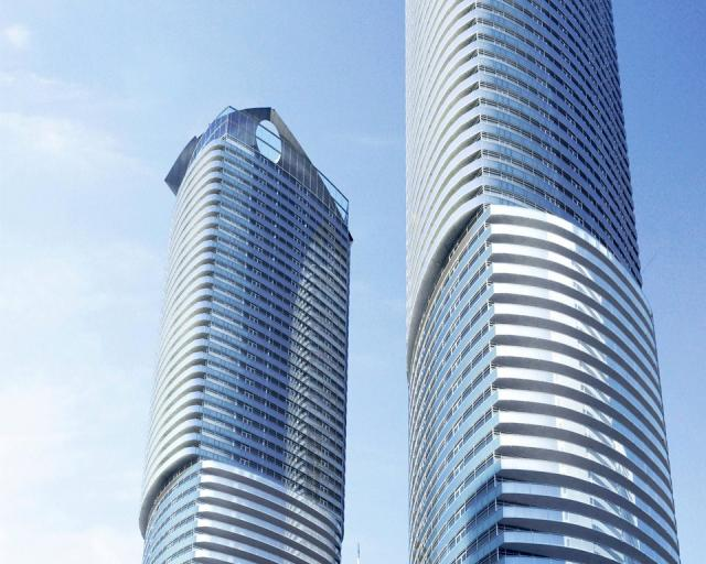 Ïce Condominiums Toronto by Lanterra Developments and Cadillac Fairview