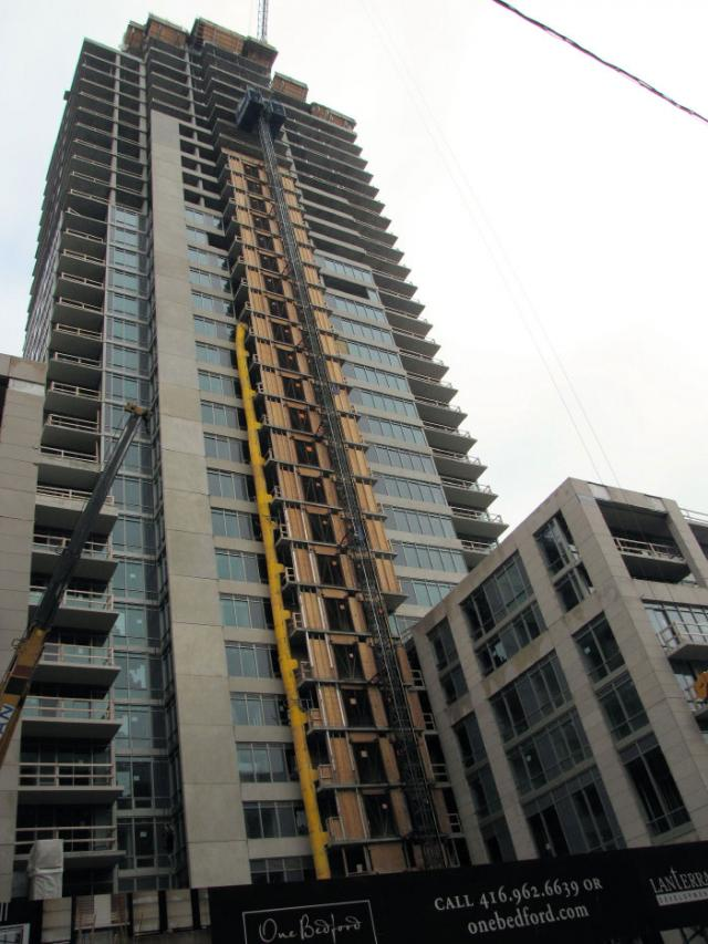 One Bedford Condos Toronto by Lanterra Developments