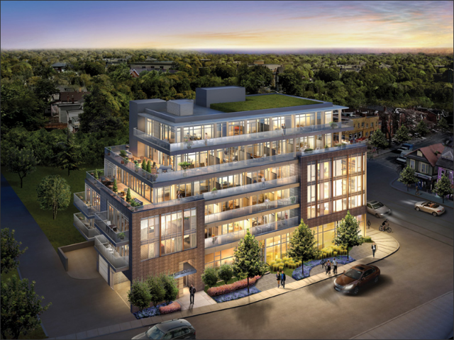 Lakehouse Beach Residences Toronto, by Reserve Properties