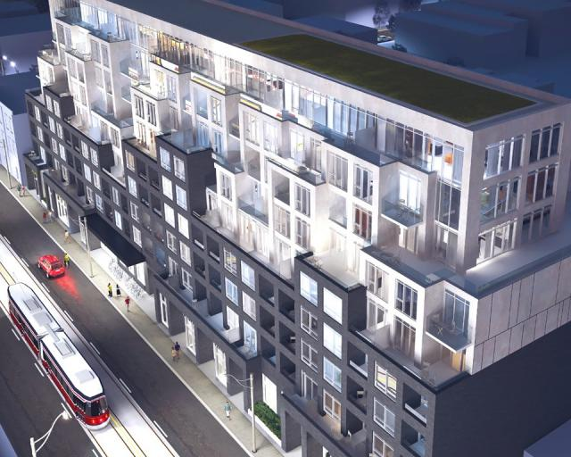 B.streets Condos Toronto by Lindvest Properties