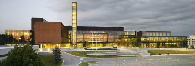 Vaughan City Hall by KPMB Architects, image by Tom Arban