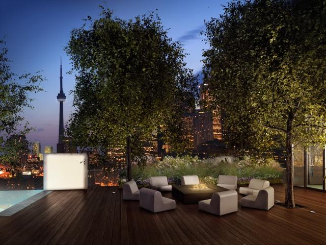 Monde Condominiums Toronto by Great Gulf Homes