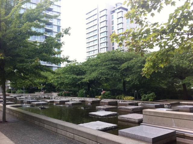 water landscaping vancouver