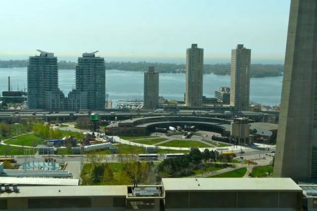 The Roundhouse from the Ritz-Carlton, Toronto, Graywood Developments