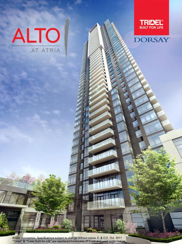 Alto at Atria Condominiums, Toronto