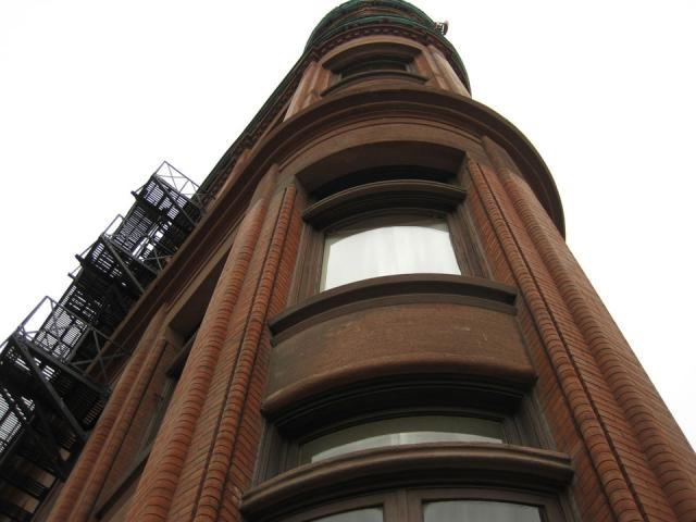 Here's Your Chance To Own Toronto's Flatiron Building
