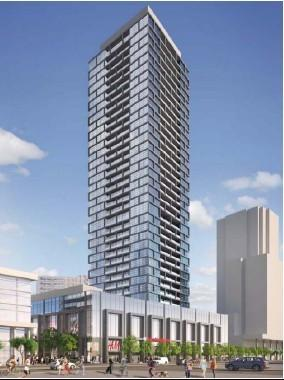 5200 Yonge street Toronto by the Sorbara Group designed by Wallman Architects