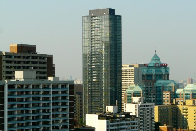 X Condos in Toronto by Great Gulf Homes and architectsAlliance