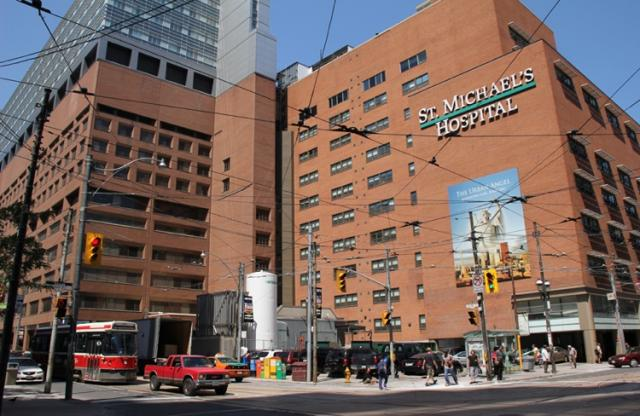 St. Michael's Hospital Addition Toronto by Diamond and Schmitt Architects