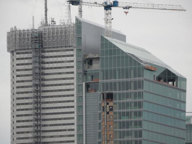 First Canadian Place and The Residences at The Ritz-Carlton Toronto