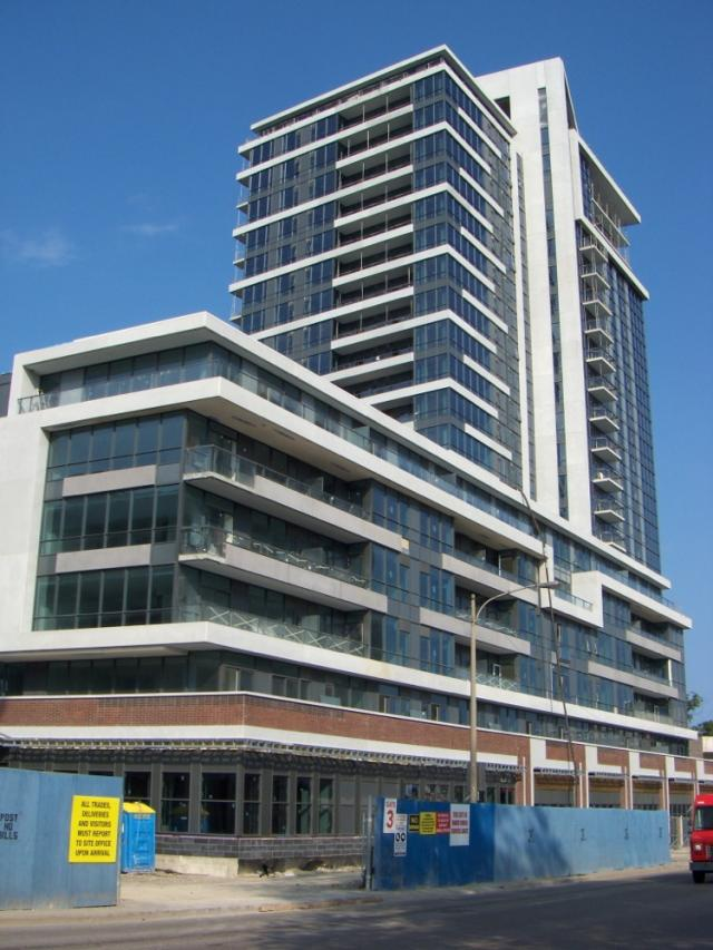 North Shore, in Port Credit by Fram and Slokker, with Giannone Petricone