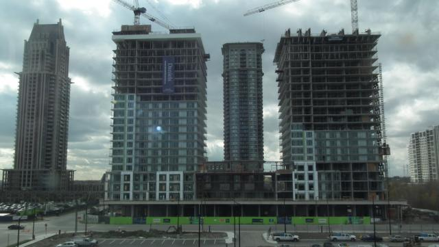Limelight condos mississauga Daniels development Kirkor architects