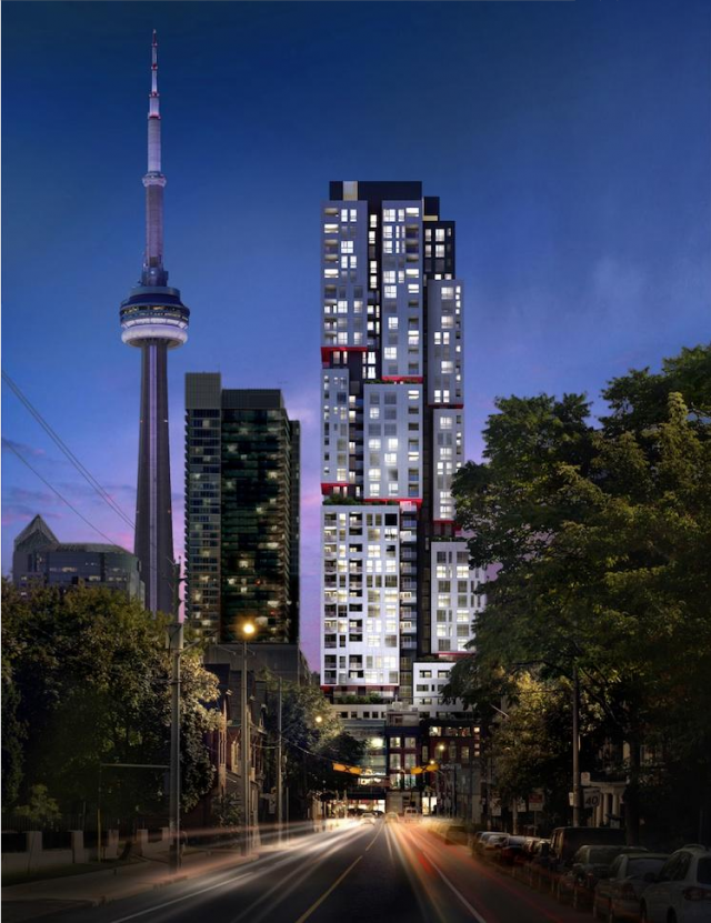 Picasso Condos Toronto by the Goldman Group and the Monarch Group