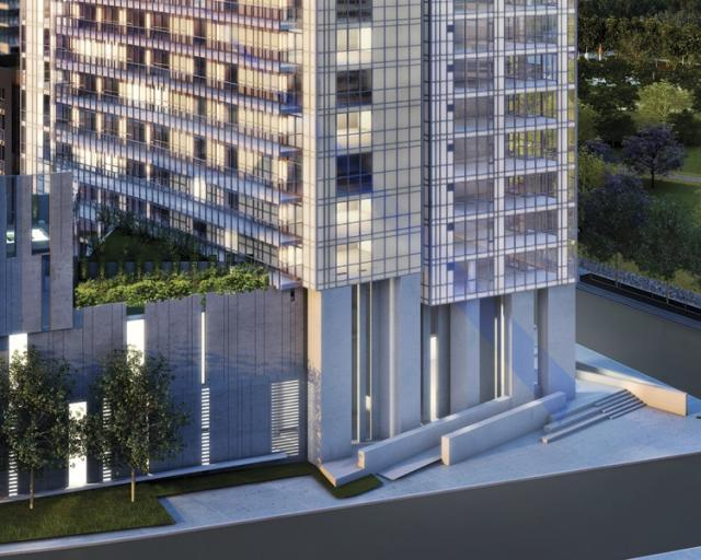 Quartz Condos in Toronto by Concord Adex, RAW architects and Figure 3