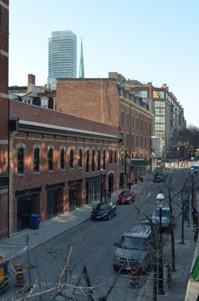 Market Street Redevelopment in Toronto by Woodcliffe Properties
