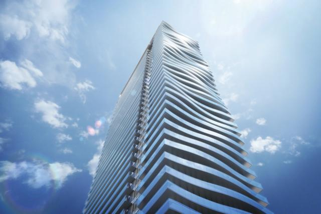 Jade Waterfront Condominiums, Phantom Developments, Toronto