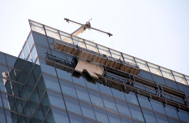 KPMG Signage Comes To Bay-Adelaide Centre West Tower