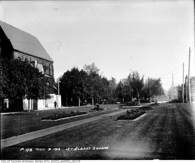 Cathedral of St. Alban, Toronto, 1913