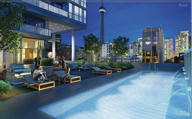 Charlie condominiums in Toronto by Great Gulf and Diamond + Schmitt architects