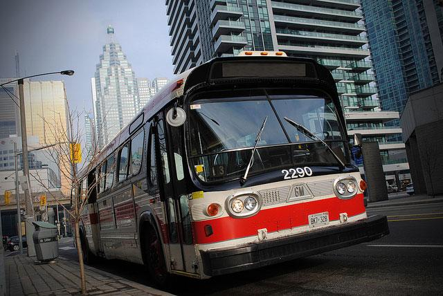Say Bye Bye To The Last Of The GM TTC Buses?