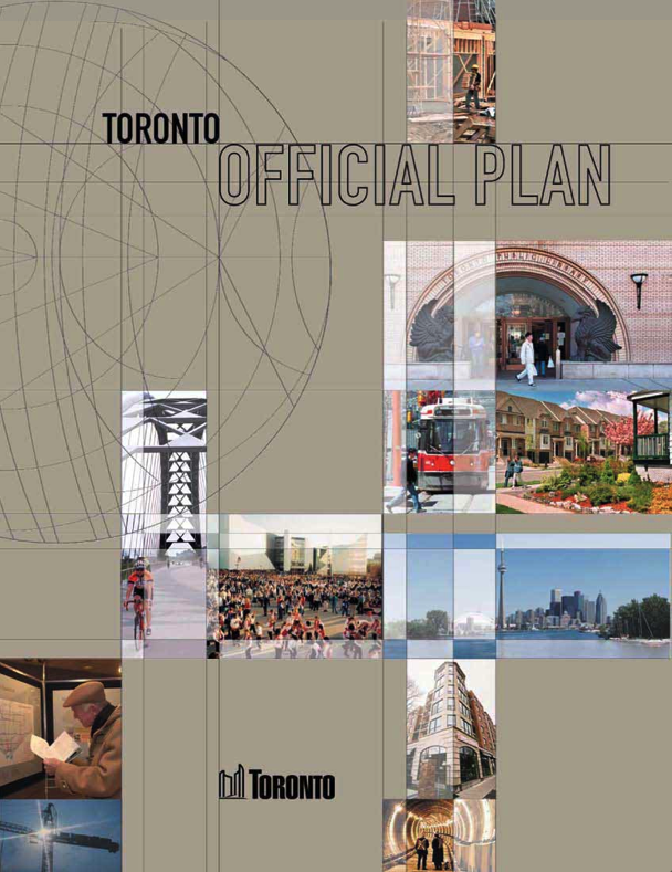 Toronto Official Plan 2006