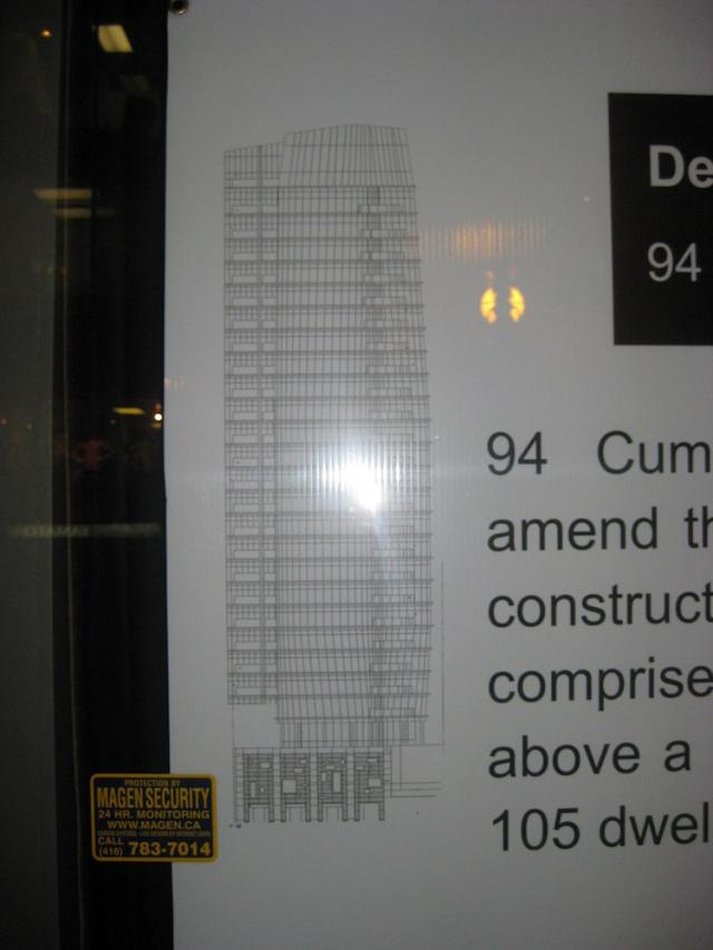 94 Cumberland condos Toronto by Minto