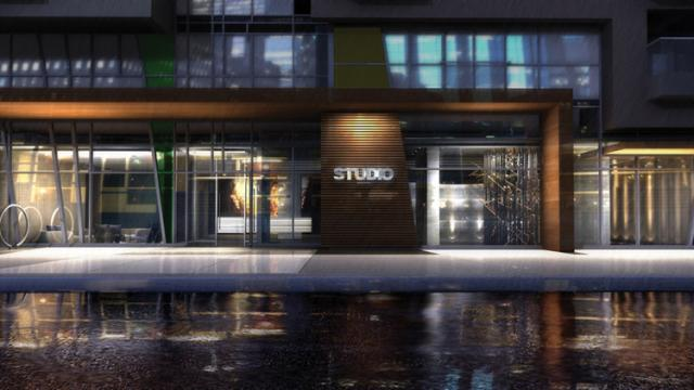 Studio on Richmond in Toronto by Aspen Ridge Homes and Quadrangle