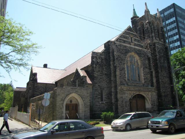 Deer Park United Church, photo by drum118