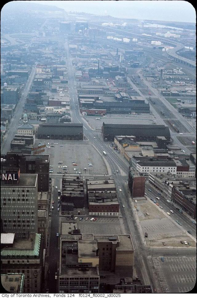 St Lawrence Market Neightbourhood Toronto in the 1960's and 1970's