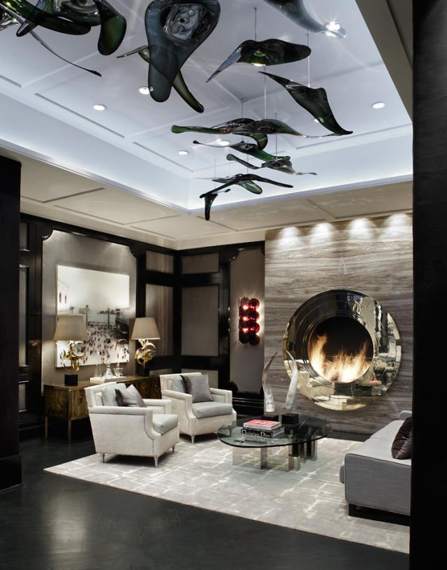 Bisha Condo by Lifetime and Ink with Wallman Architects and Munge Leung.