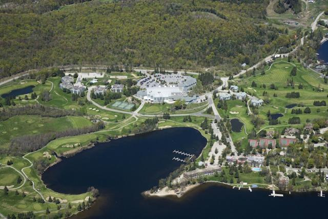 Deerhurst Resort and Village in Huntsville by Skyline International and Hicks