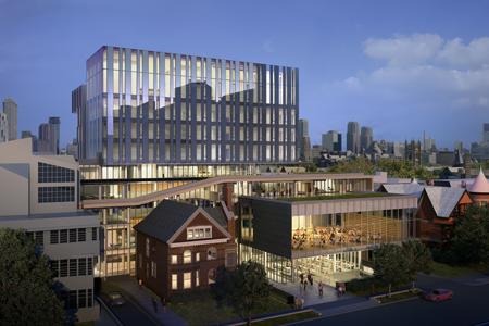 University of Toronto's Rotman Centre for Jurisdictional Advantage