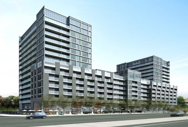 The Station Condos in Toronto by Brandy Lane Homes and SMV Architects