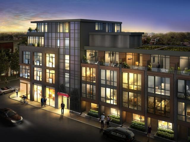 Motif Lofts & Towns by Reserve Properties, 5s, RAW Design
