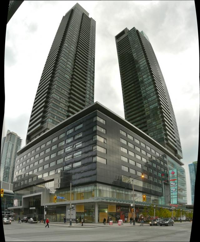 Maple Leaf Square developed by Lanterra and Cadillac Fairview