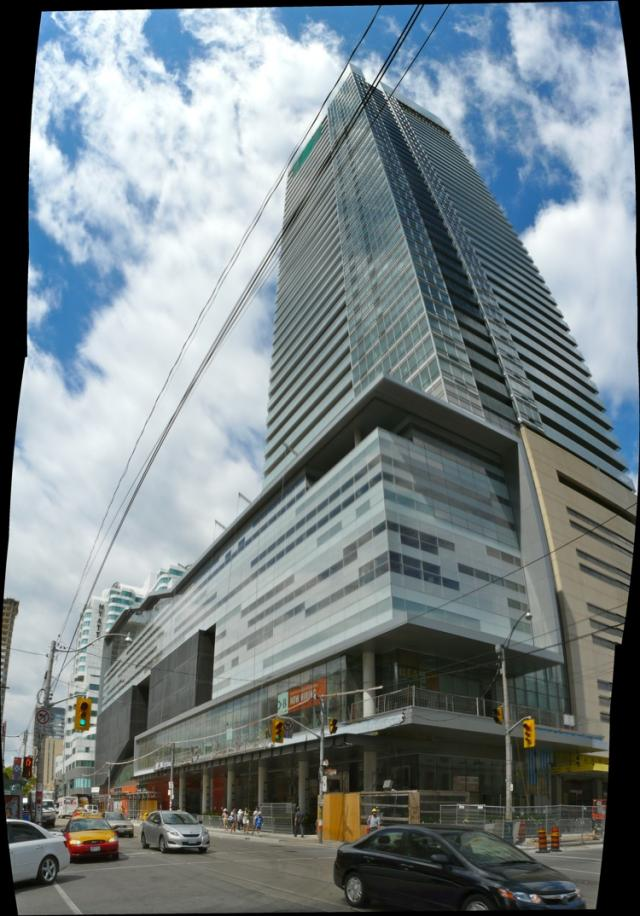 TIFF Bell Lightbox and Festival Tower by Daniels Corp and KPMB.