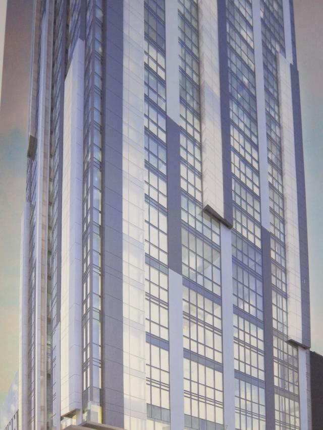 Ten York render Toronto