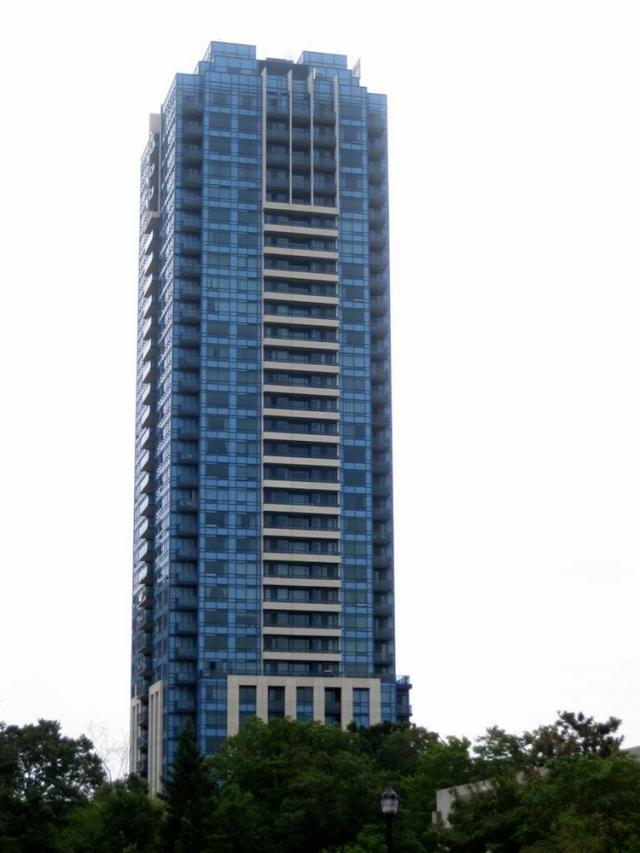 Accolade Condo constructed by Tridel and designed by Burka Architects
