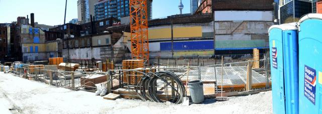 The Berczy in Toronto by Concert Properties, and IBI Group Architects.