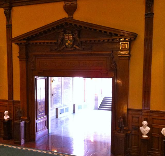 Queen's Park, Doors Open Toronto