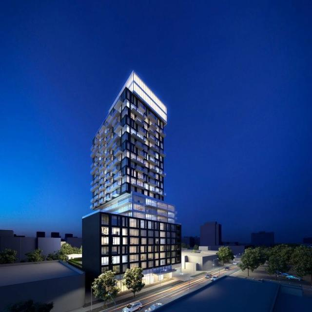 SoBa condos Ottawa, by Lamb Development Corporporation