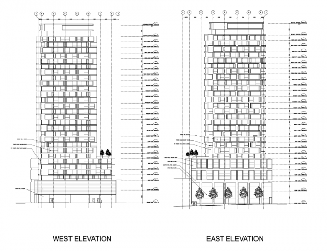 Proposed 2360 Yonge Street, Knightstone Capital, Diamond Schmitt