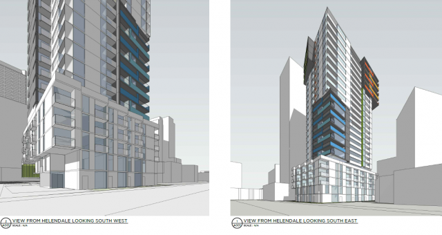 Proposed 31-37 Helendale Avenue, Comare Holdings, RAW Design