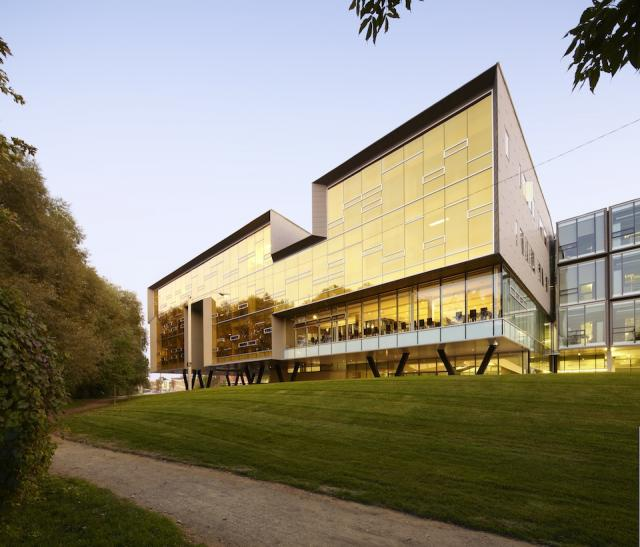 Perimeter Institute for Theoretical Physics, image courtesy of Teeple Architects