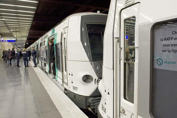 The Paris RER